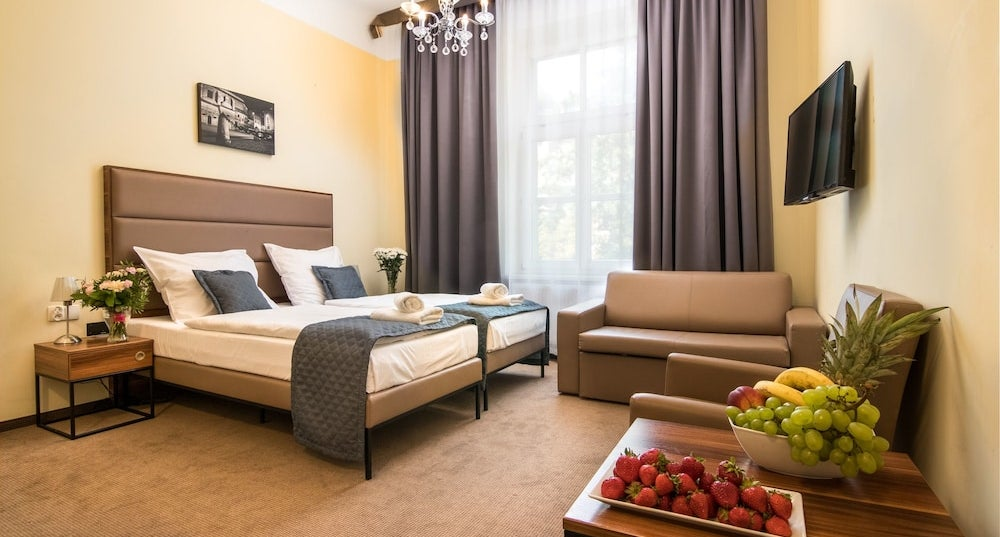 Pergamin Apartments Old Town In Krakow Poland Holidays