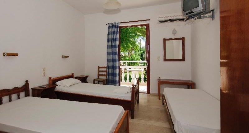 Paradise Apartments in Laganas, Zante | Holidays from £ ...