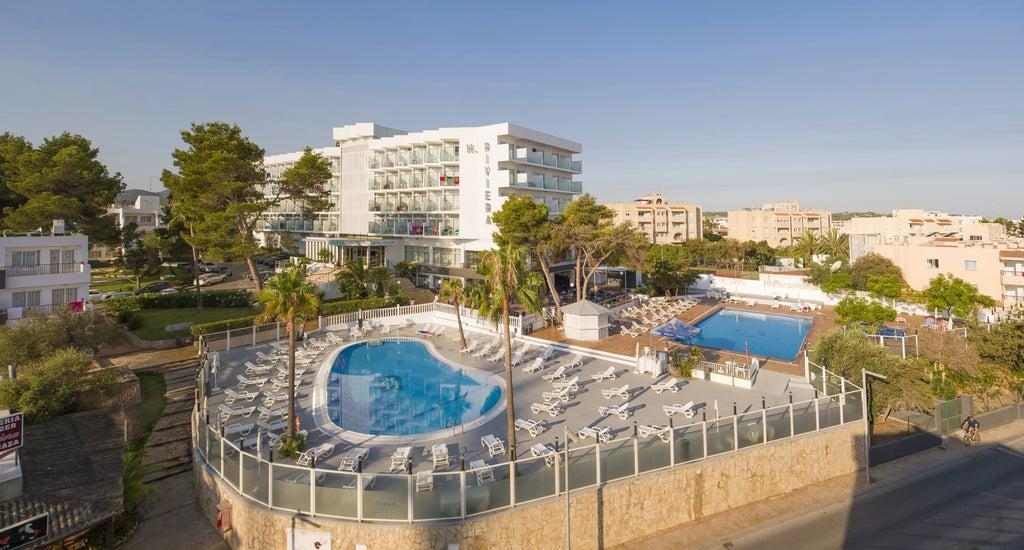 Hotel Playasol Riviera In San Antonio Bay Ibiza