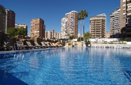 All Inclusive Beach Holidays to Benidorm
