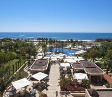 Crystal Tat Beach Golf Resort & Spa- All Inclusive