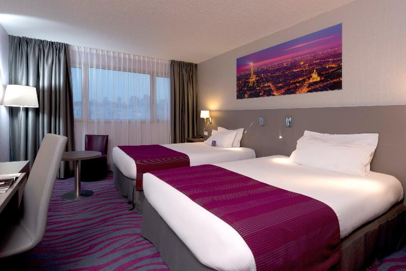 Mercure Paris 19 Philharmonie La Villette