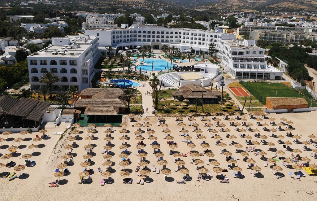 Vincci Nozha Beach and Spa