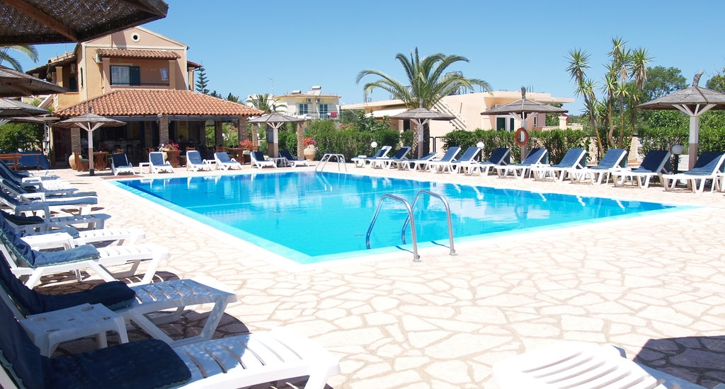 Sunrise Apartments in Kavos, Corfu | Holidays from £120pp ...