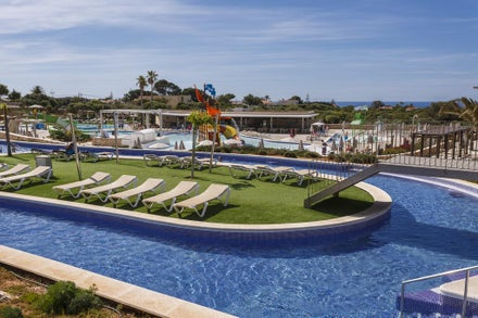 Norwich Airport holidays to Menorca