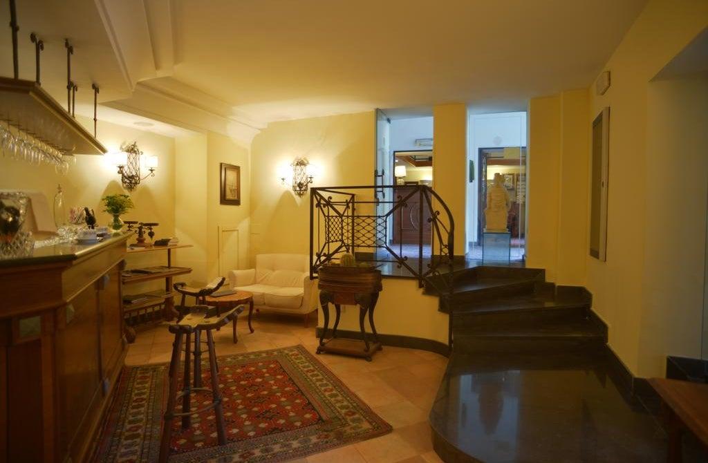 Hotel Real Orto Botanico In Naples Italy Holidays From