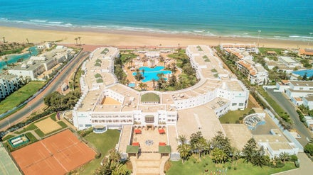 Family winter sun holidays to Agadir