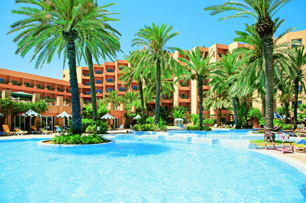 Lti Vendome el Ksar Resort & Thalasso