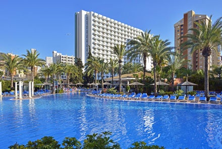 Newcastle Airport holidays to Spain