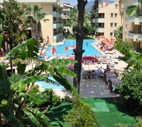 Club Palm Garden - Keskin Hotel & Apartments
