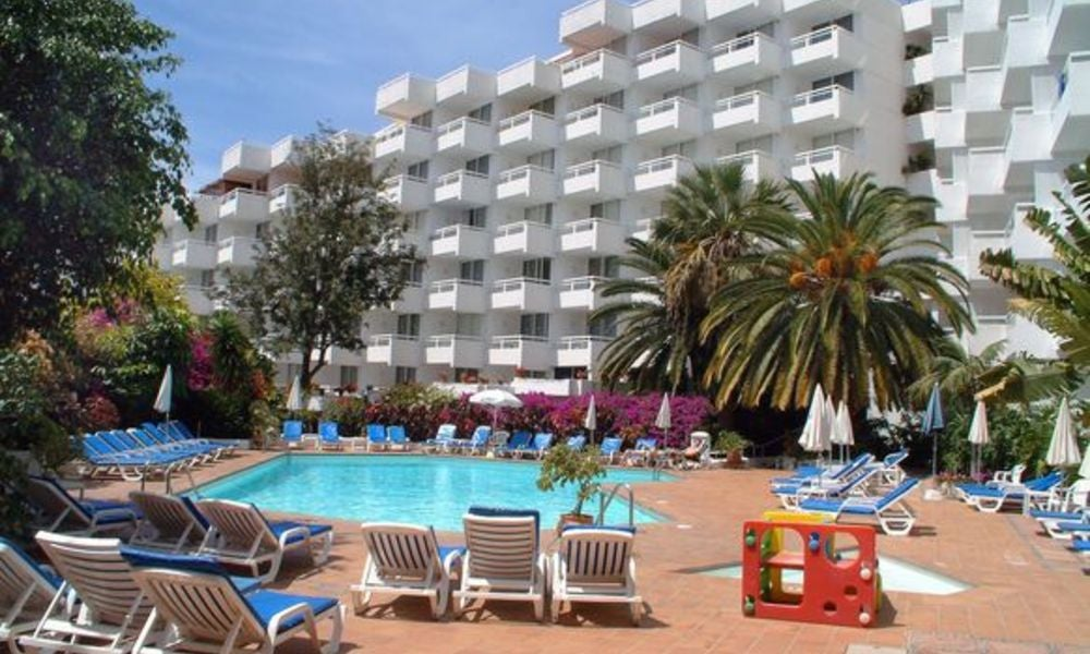 Ponderosa Apart Hotel