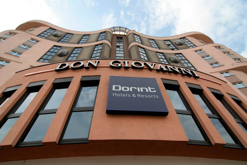 Hotel Don Giovanni Prague
