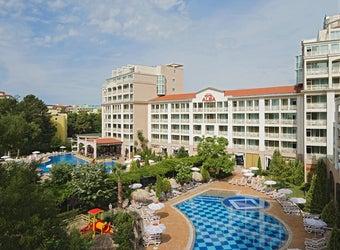 Holidays in Sunny Beach, Bulgaria