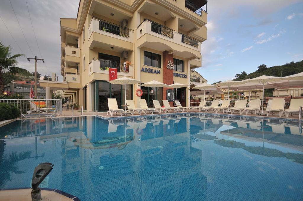 Aegean Princess Apartments