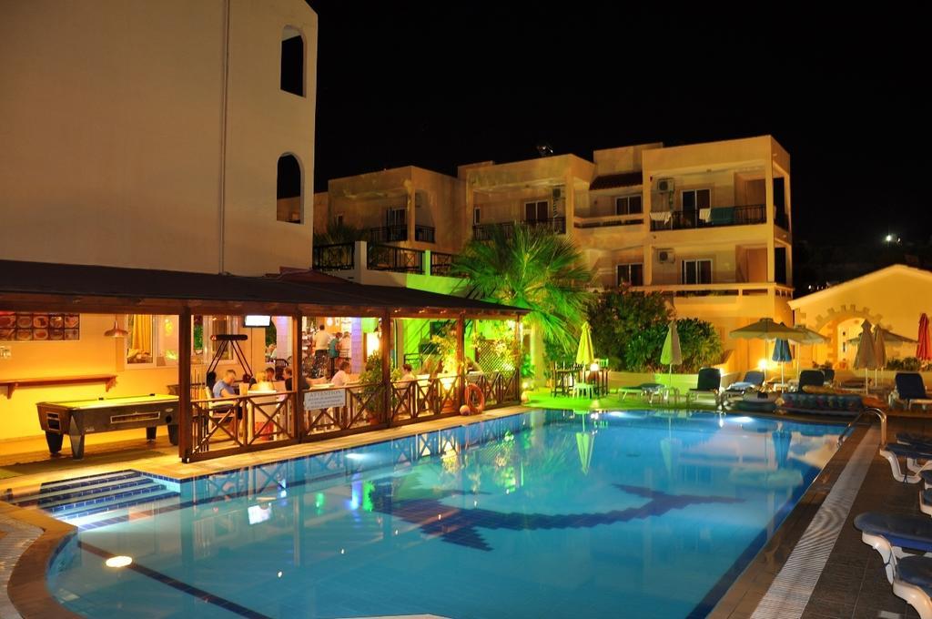 Summer Memories Hotel Apartments