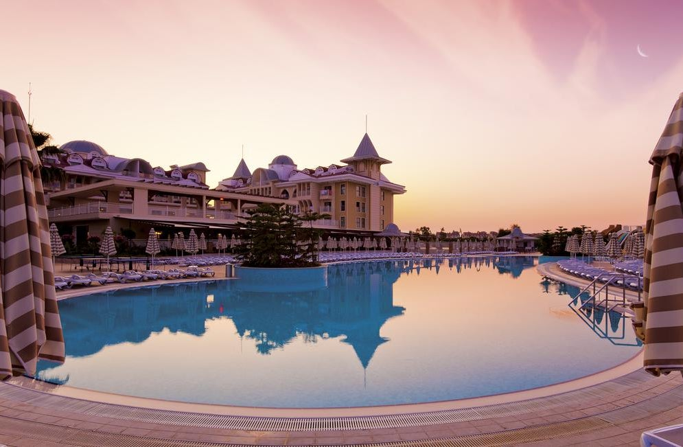 Side Star Resort All Inclusive In Side Turkey Holidays