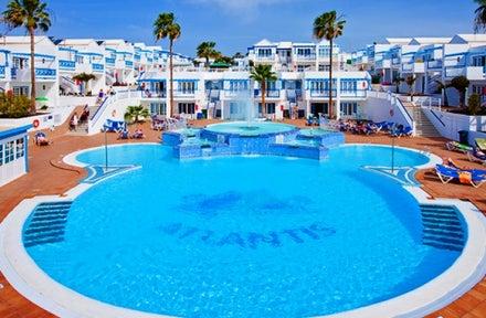 Atlantis Las Lomas Apartments in Puerto del Carmen ...
