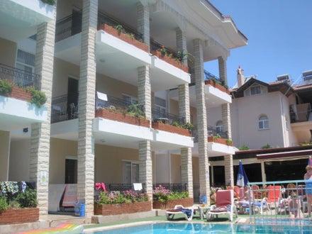 Ozlem 1 Apartments Icmeler