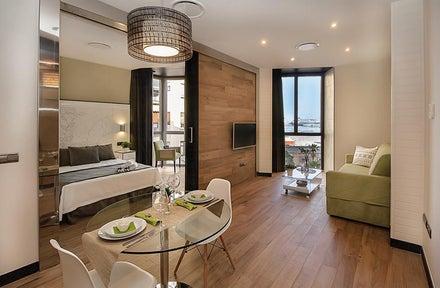 Apartments Suites Oficentro Deluxe