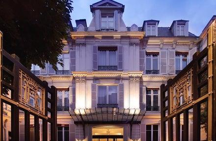 Hôtel Regent's Garden - Astotel