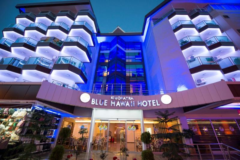 Kleopatra Blue Hawaii Hotel
