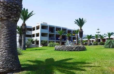 Dessole Malia Beach Hotel