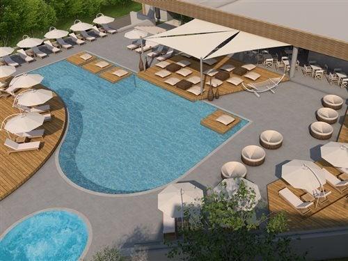 Harmony Crest Resort