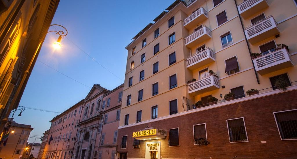 Hotel Colosseum in Rome, Italy | Holidays from £263pp ...