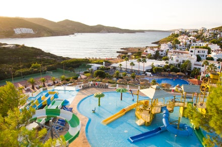 Edinburgh Airport holidays to Menorca