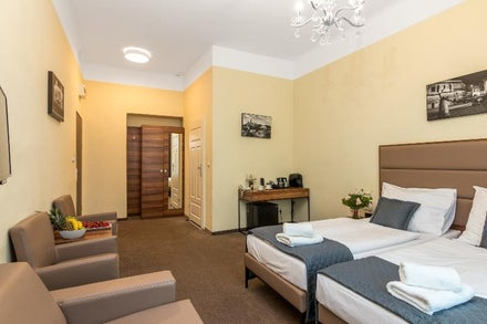 Pergamin Old Town Apartments