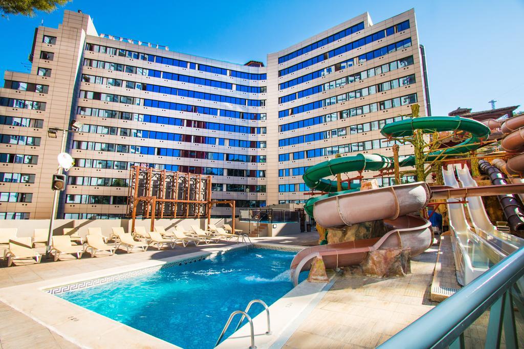 Magic Aqua Rock Gardens Hotel