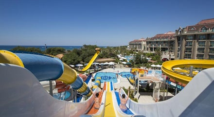 Newcastle Airport holidays to Turkey