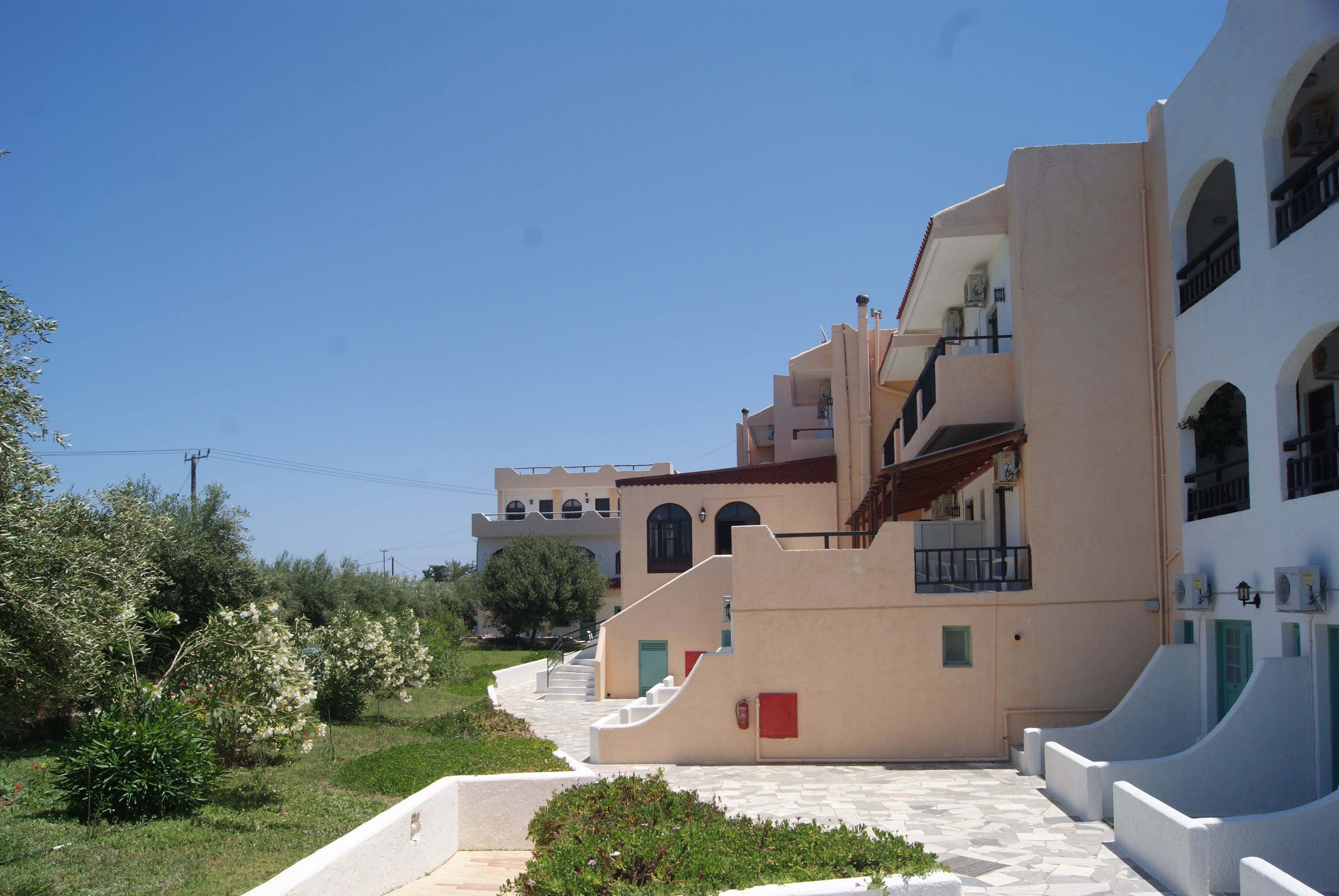 Galini Hotel Anissaras