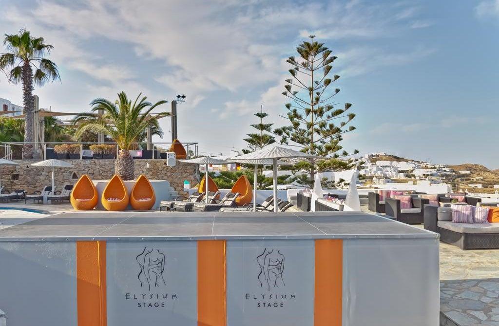 Elysium in Mykonos, Mykonos Town | Holidays from £565 pp