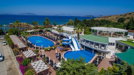 Golden Beach Deluxe Hotel - All Inclusive