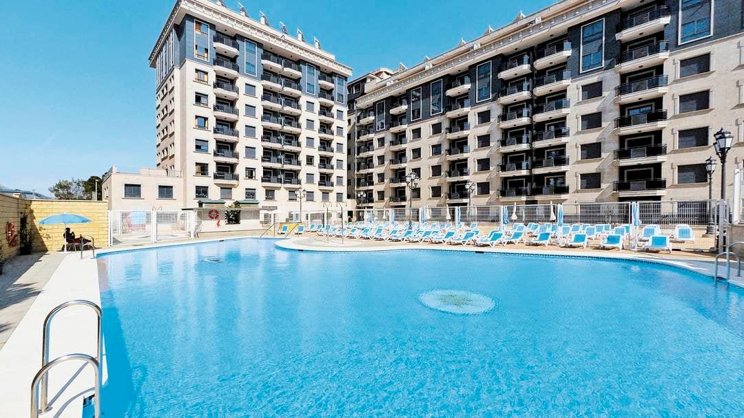 Nuriasol Apartments