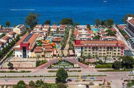 Crystal Aura Beach Resort And Spa