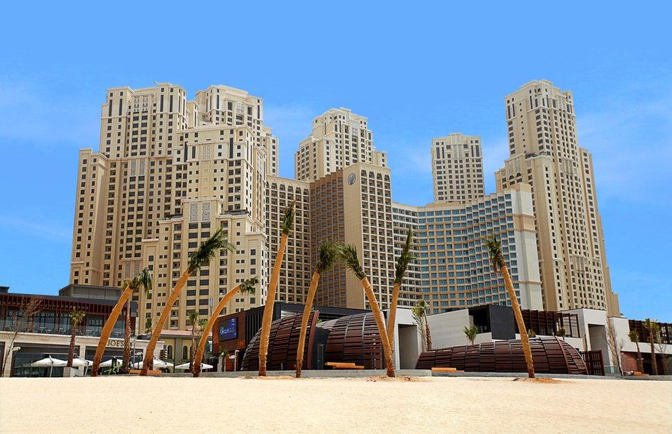 Amwaj Rotana Jumeirah Beach