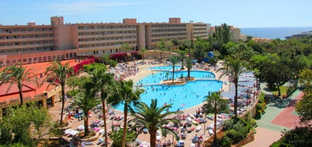 All inclusive holidays from Birmingham Airport