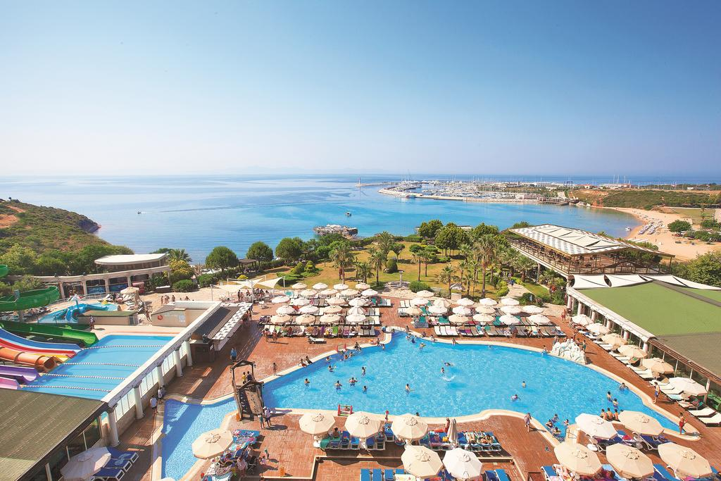 Didim Beach Resort Aqua And Elegance Thalasso