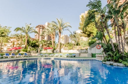 Cheap Couples Holidays to Benidorm