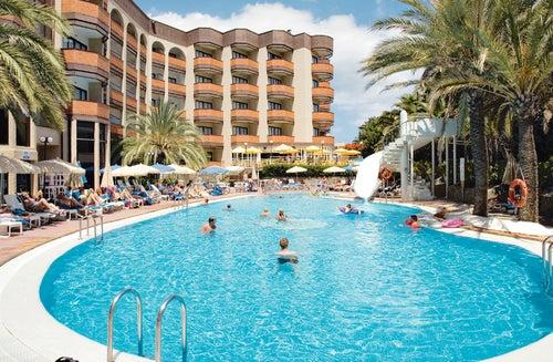 Mur Hotel Neptuno In Gran Canaria Playa Del Ingles Holidays From