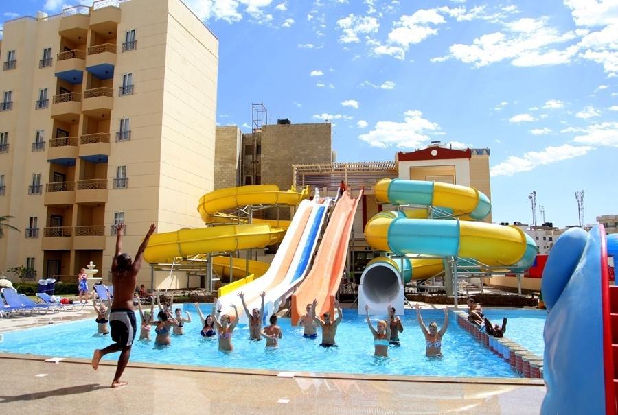 King Tut Aqua Beach Resort