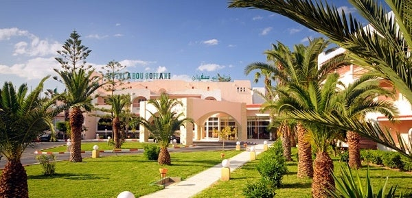 Abou Sofiane Hotel Families and Couples