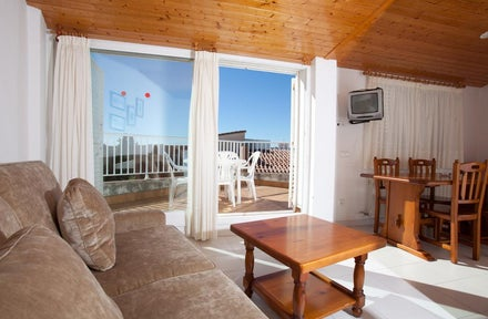 Family self catering holidays to Sitges