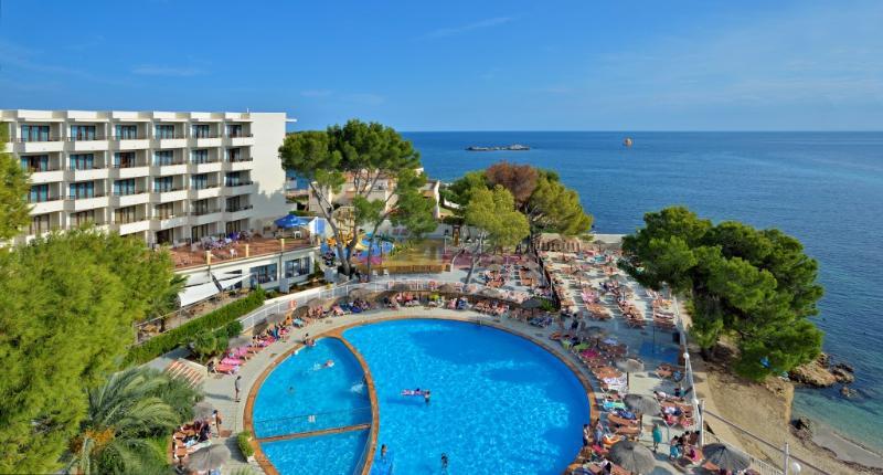 Alua Hotel Miami Ibiza (ex Intertur)