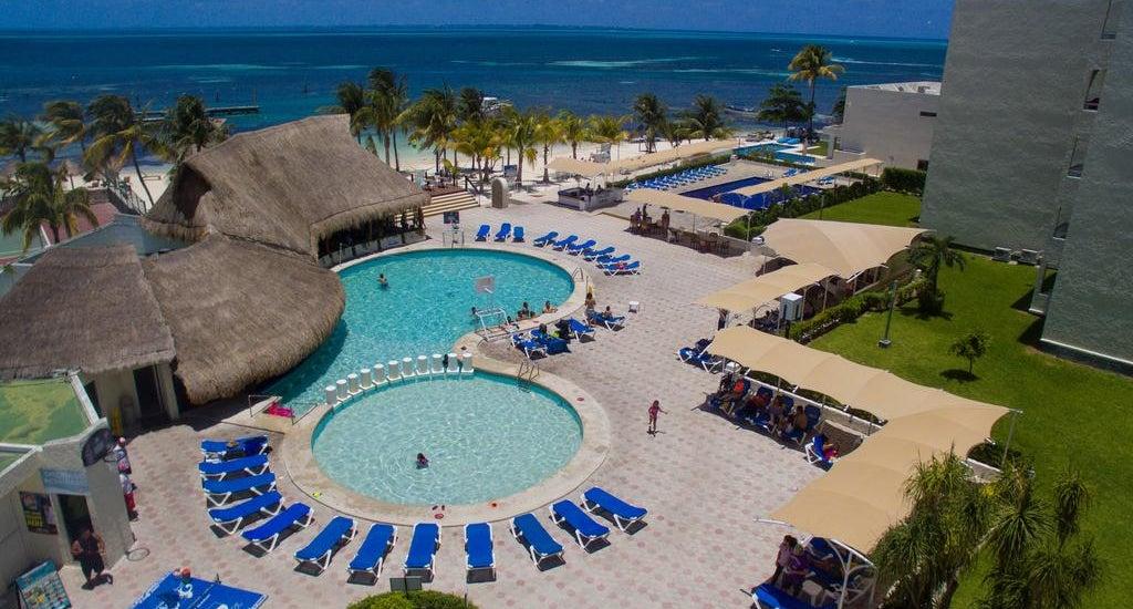 Aquamarina >> Aquamarina Beach Resort In Cancun Mexico Holidays From 725pp