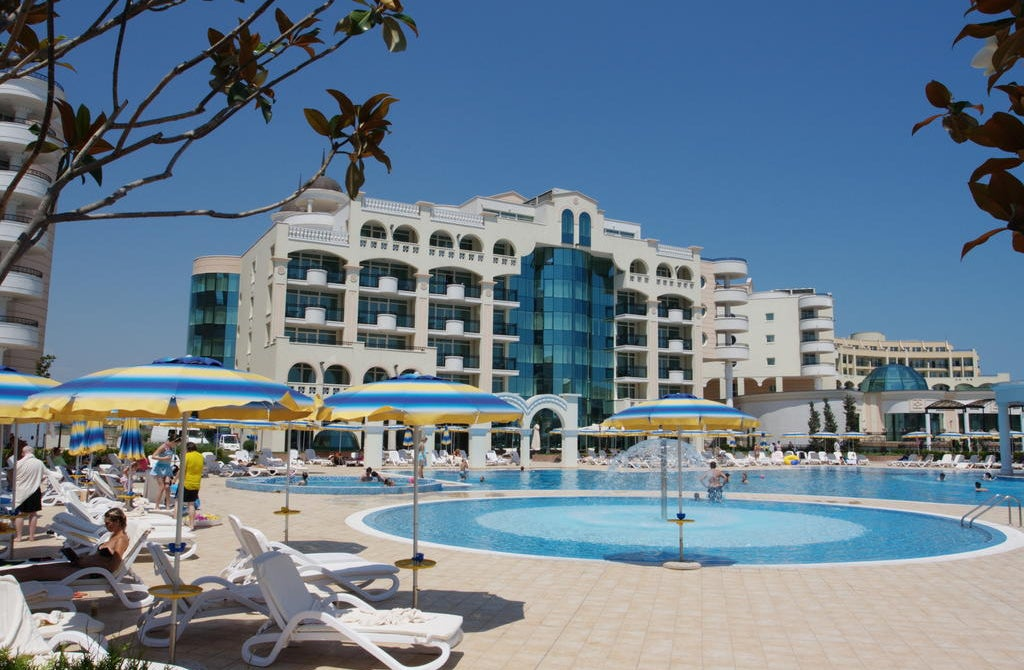 Sunset Resort In Pomorie Bulgaria Holidays From 247 Pp