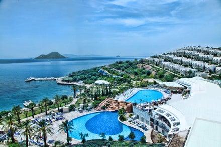 Yasmin Bodrum Resort - All Inclusive