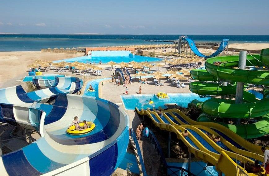 Titanic Palace & Aqua Park in Hurghada, Egypt | Holidays